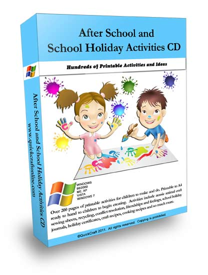 After School Care Activities For Kids - Preschool Learning Online