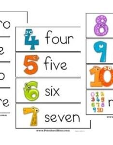 Numbers wordwall words also number preschool printables mom rh preschoolmom