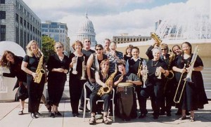 The amazingly talented band, Ladies Must Swing, will be performing at our Spring Gala!