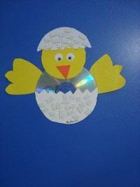 Chick craft ideas for kids