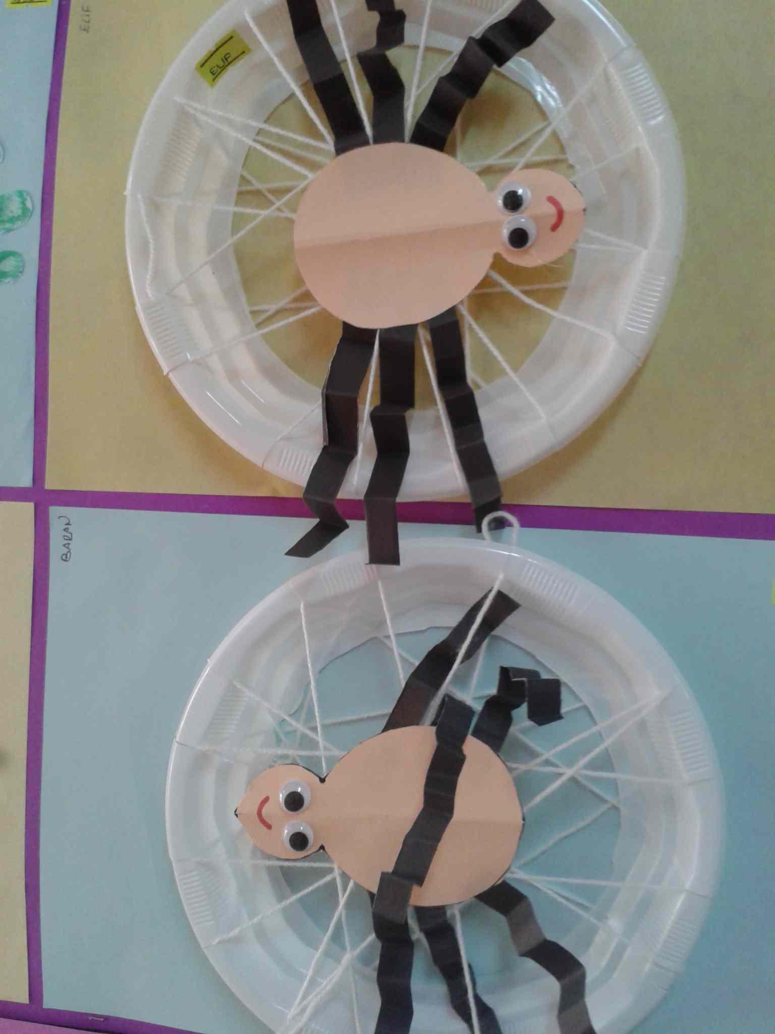 Paper Plate Crafts For Kids Preschoolplanet