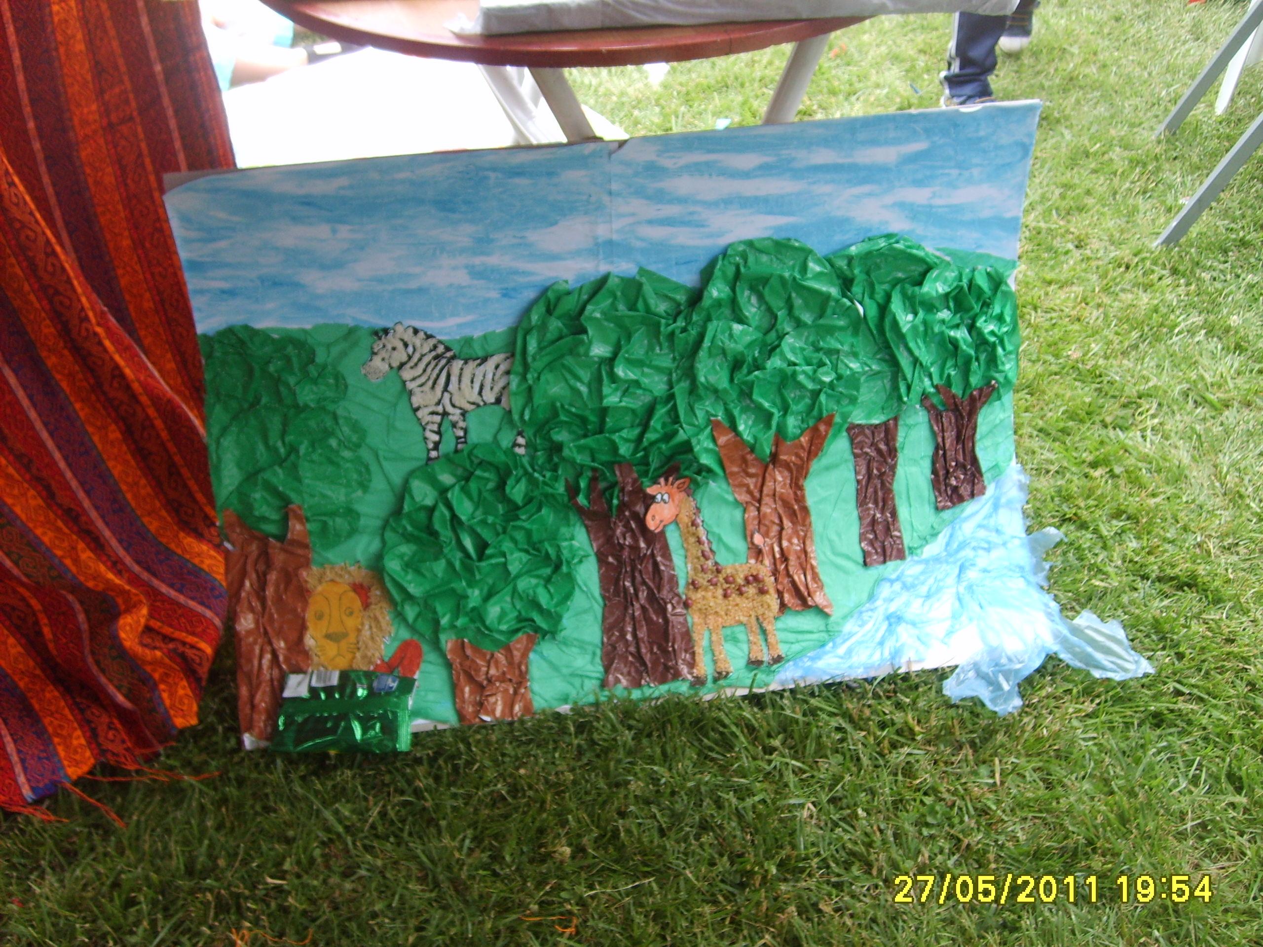 Tree Crafts For Kids Preschoolplanet
