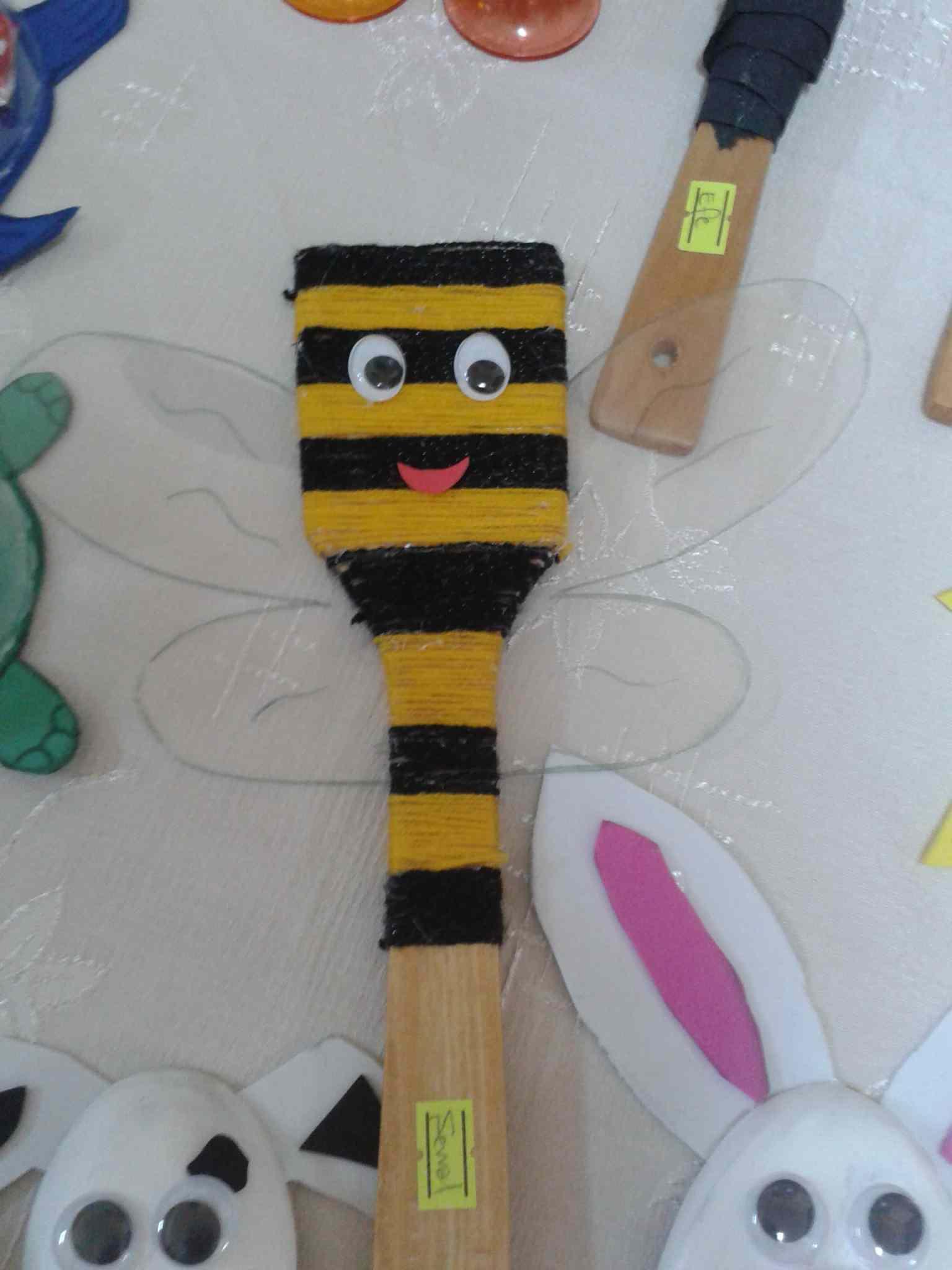 Spoon Crafts For Kids Preschoolplanet