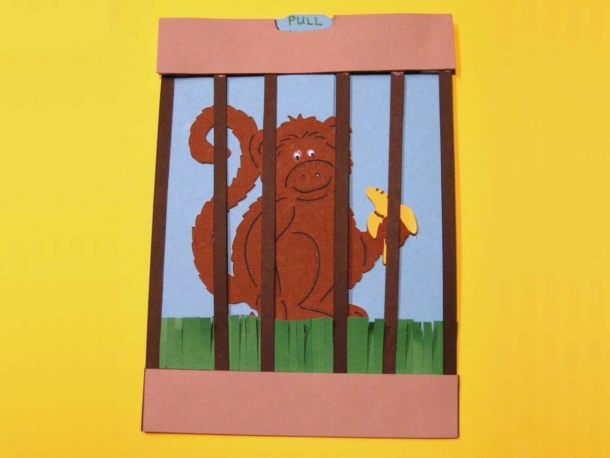 Zoo Animal Craft Idea For Kids Preschoolplanet