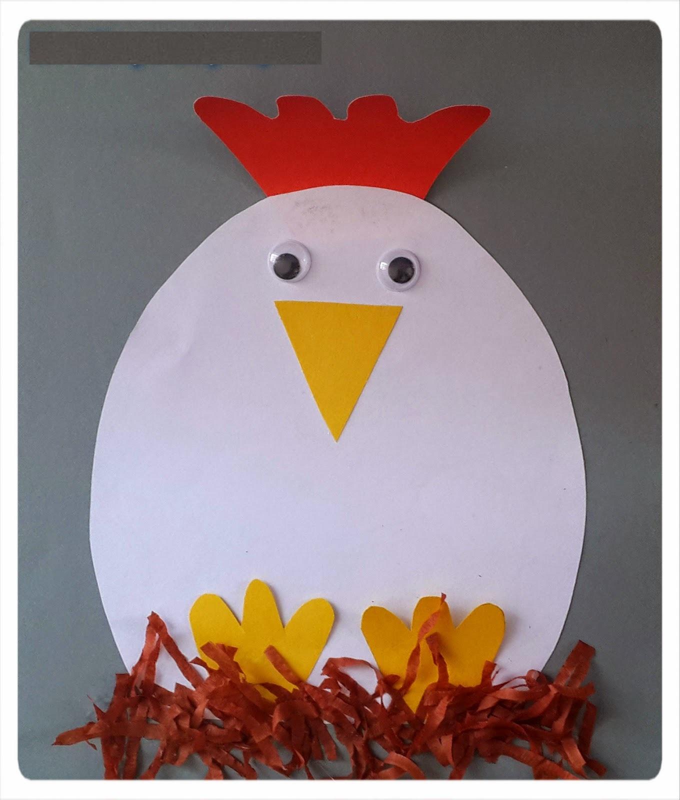 Farm Animals Craft Idea For Toddlers Preschoolplanet