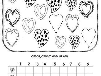 Preschool Craft and Printable Worksheets
