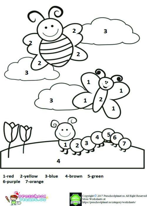 small resolution of spring worksheets for 2nd grade – Preschoolplanet