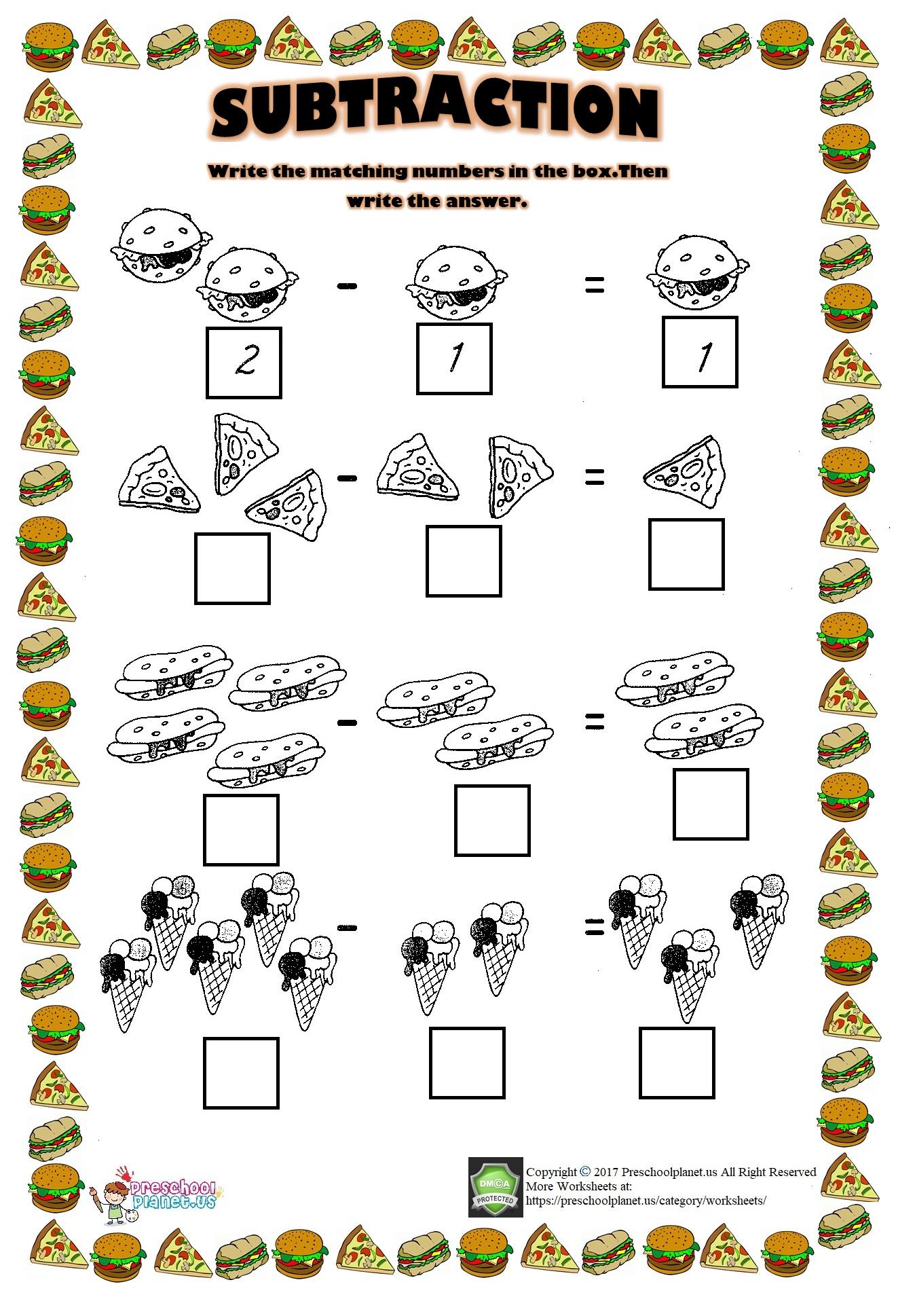 Easter Worksheets Preschoolplanet