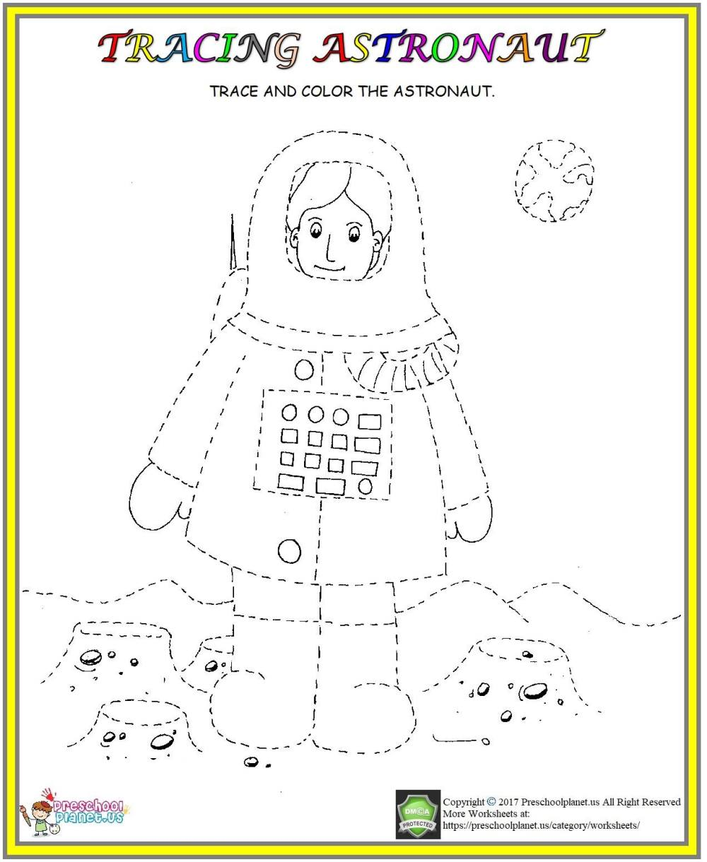 medium resolution of Letters A Astronauts Worksheet   Printable Worksheets and Activities for  Teachers