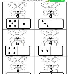 Domino Math Worksheet – Preschoolplanet [ 2053 x 1412 Pixel ]