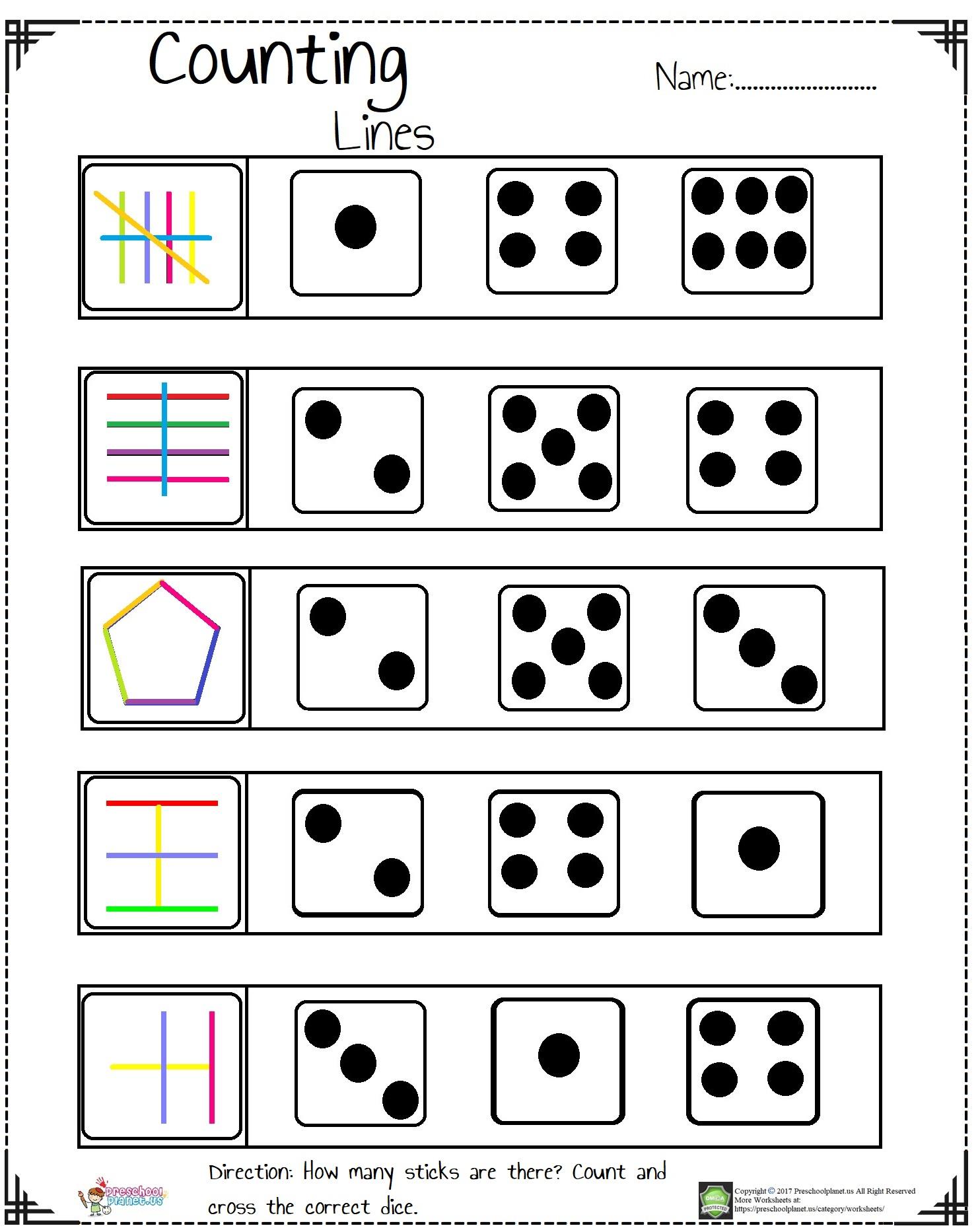 Shadows Matching Worksheet Preschoolplanet