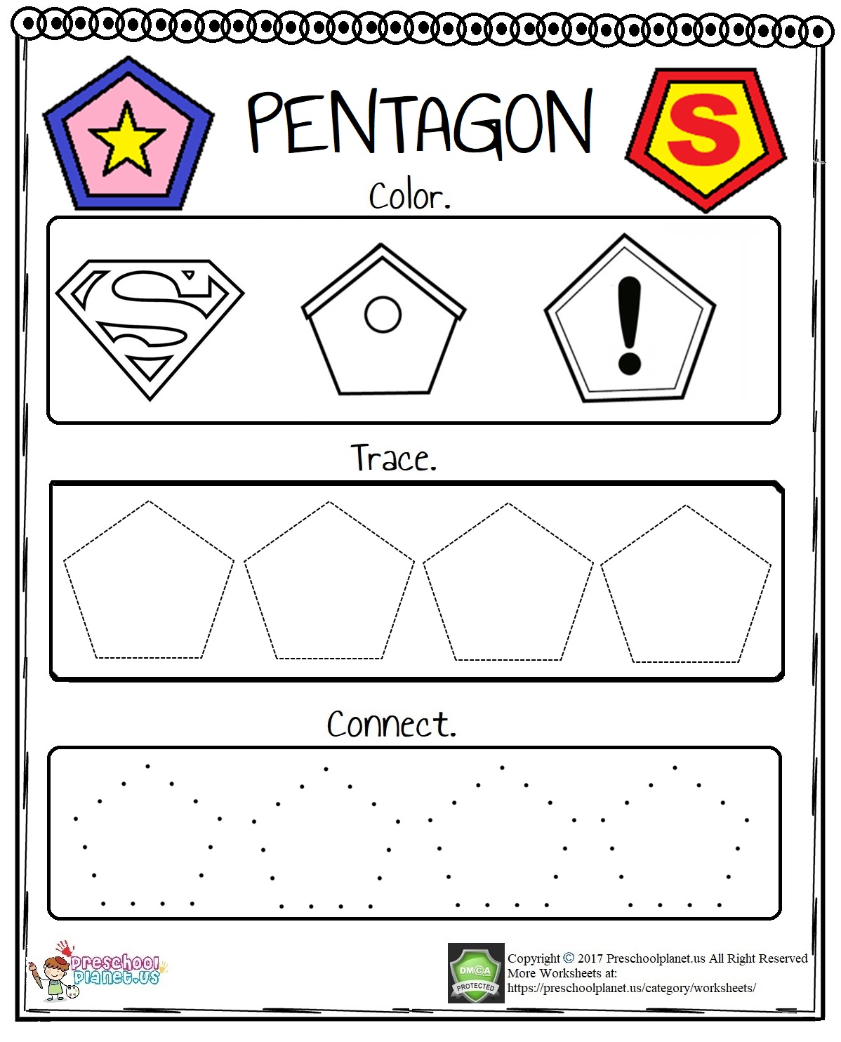 Missing Number Worksheets For Preschool Preschoolplanet