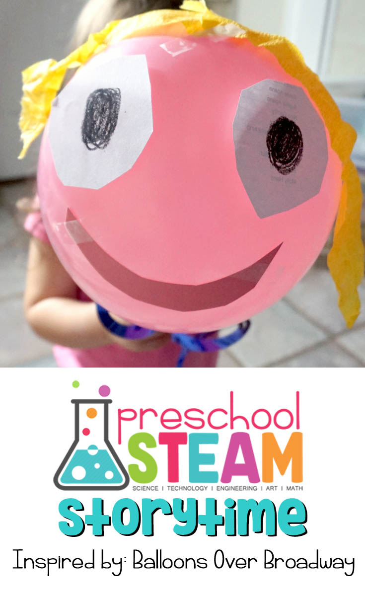 A STEAM Storytime Challenge Perfect For Thanksgiving Preschool STEAM