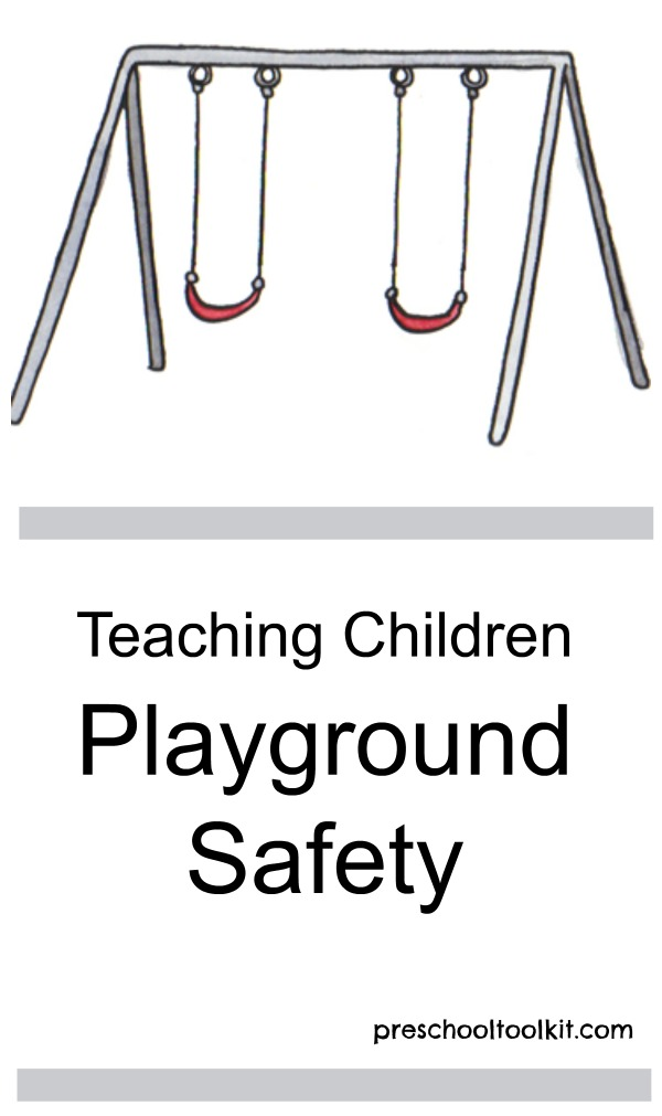 Teaching Children Playground Safety » Preschool Toolkit