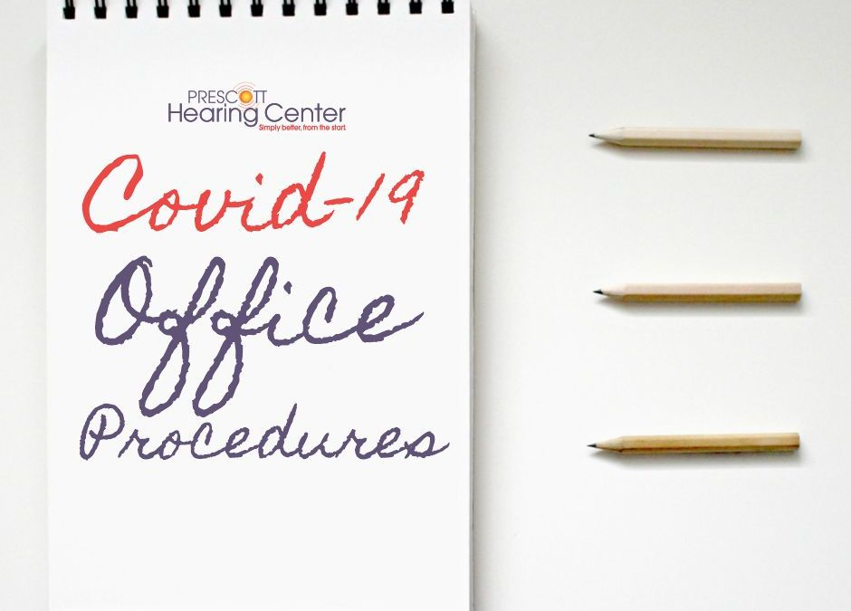 COVID-19 Office Procedures