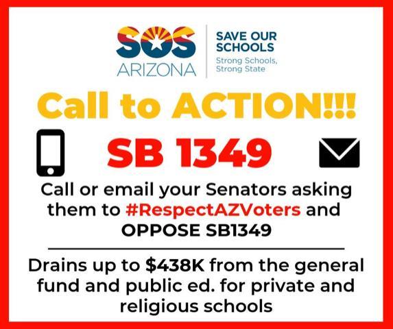 Oppose SB1349