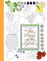 Color the Word - The Fruit of the Spirit