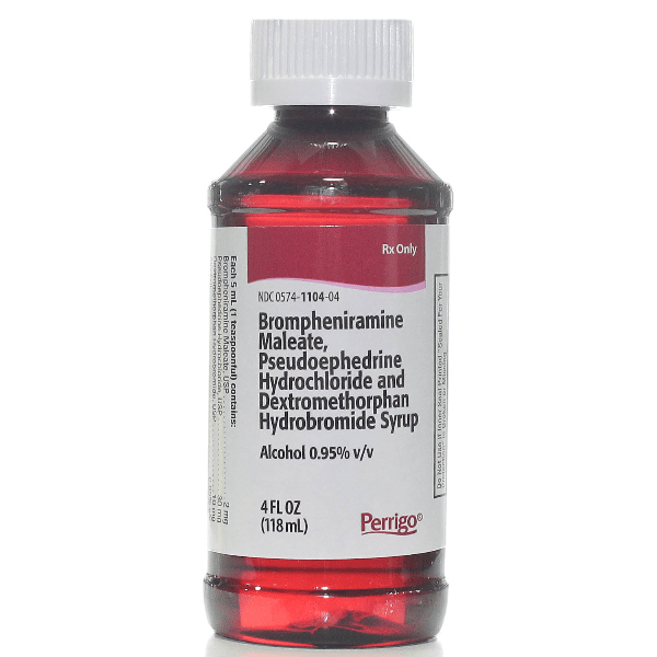 Bromfed DM (Generic Pseudoephedrine) - Prescriptiongiant