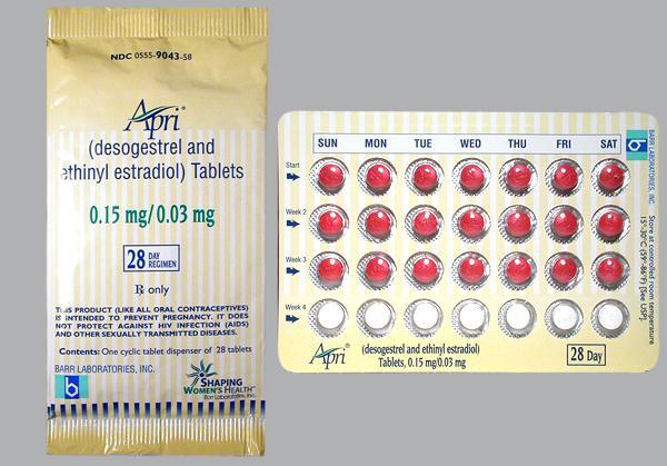 Birth-control pills (Generic Estrogen and Progestin (Oral ...