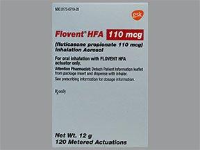 Flovent HFA (Generic Fluticasone Oral Inhalation ...