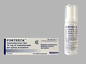 Fortesta (Generic Testosterone Topical) - Prescriptiongiant