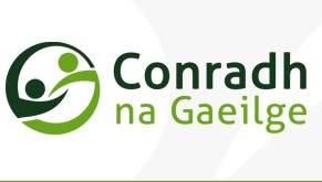 Transition Years enjoy taking part in the Conradh na Gaeilge workshop
