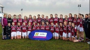 All Ireland Semi Final Presentation College Tuam V Loreto College, Wexford