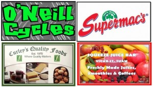 The Green Schools sold smoothies in aid of the Laura Lynn Ireland's Children's Hospice with ingredients & equipment that were kindly sponsored from Supermac's, Curley's Quality Foods & Squeeze the Juice Bar here in Tuam