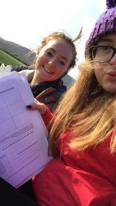 Leaving Certificate Geography Field Trip 2016 - 2017