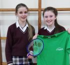 celebrate National Badminton Week this month we held a singles tournament