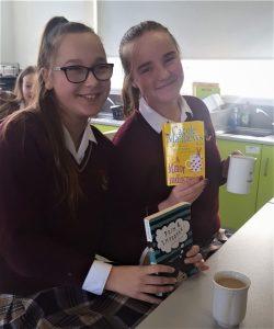 Second Years enjoying World Book Day