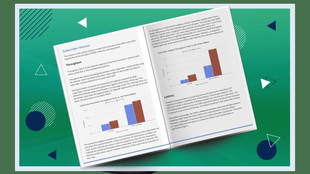 WISPAPALOOZA 2021 - Fixed Wireless Network Report