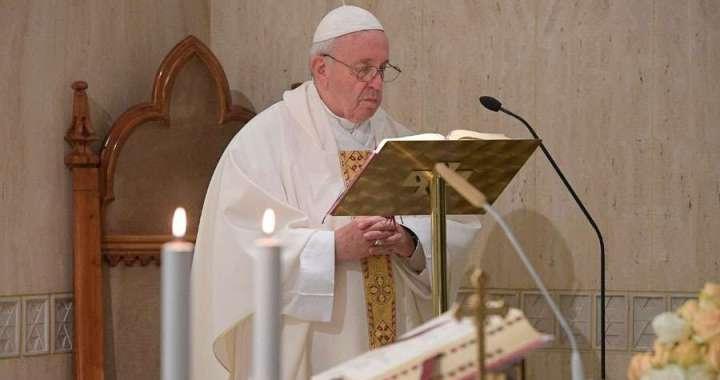 La hipocresía es el lenguaje del diablo, advierte el Papa Francisco