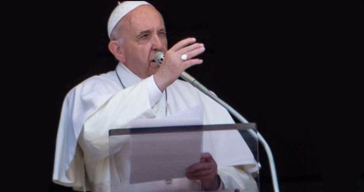 """Papa Francisco: """"Todos estamos llamados a la santidad"""""""