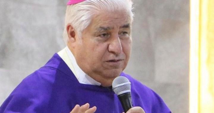 """El presidente del Episcopado Mexicano pide a """"violentos"""" tregua en Navidad"""