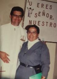 con p. Juan Herrera