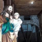 San José en la capilla histórica