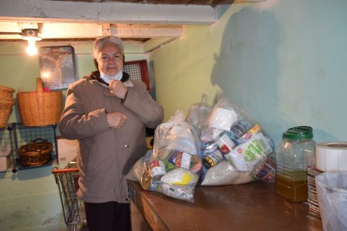 Lourdes, Pastoral Social de NS del Carmen