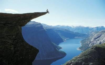 En el borde del precipicio… y echar atrás