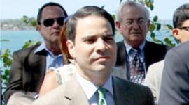 Ángel Rosa, presidente de de la Comisión de Gobierno e Innovación Económica del Senado. (Foto/Suministrada)