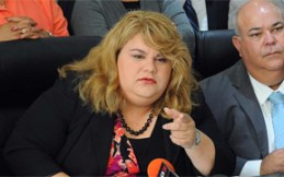 Representante Jenniffer González Colón (Foto / CyberNews)