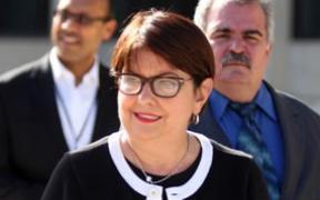 Fiscal federal, Rosa Emilia Rodríguez Vélez. (Foto/Suministrada)