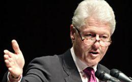 Bill Clinton, ex Presidente de los Estados Unidos. (Foto/Suministrada)