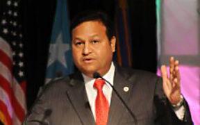 William Miranda Torres, alcalde de Caguas. (Foto/Suministrada)