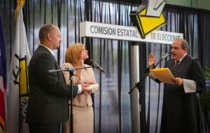 Liza M. García_Comisión Estatal de Elecciones_PP_120515_LERFMay 12, 201505
