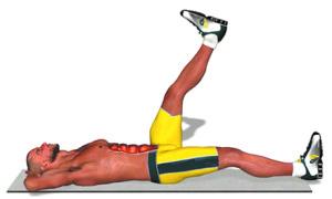 pulsacion alternando piernas COLOR
