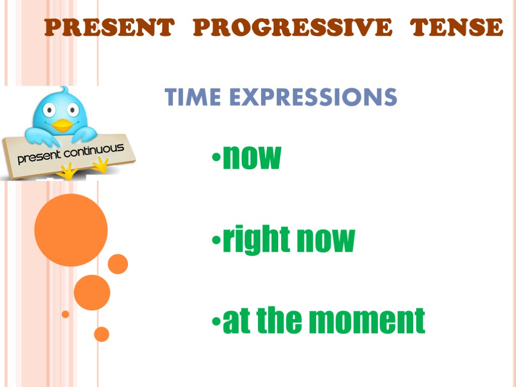 Simple Present Tense We Use Simple Present Tense