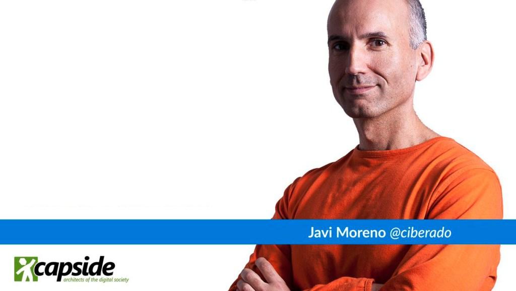 Javi Moreno - @ciberado