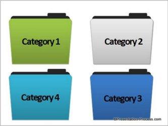 Catgeory Folder PowerPoint