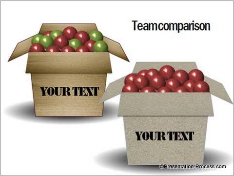 Comparison of Concepts PowerPoint